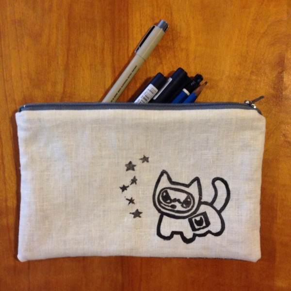 commander catfield pouch pens