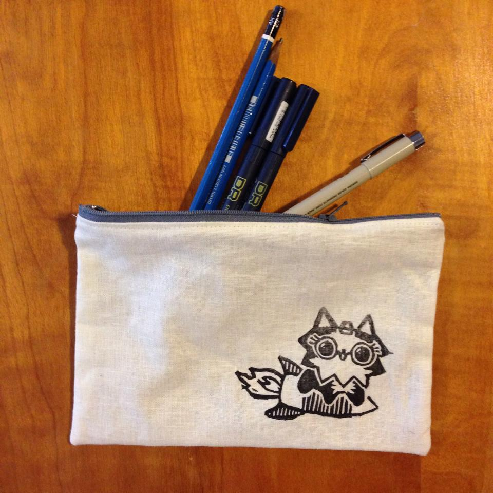 Cats in Space Pouches For Sale!